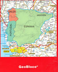 Iberian Peninsula Map Rosalie U0027s Chatter Adventure In The Iberian Peninsula Galicia