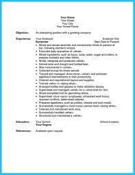 resume for bartender position available flyers bartender job description for resume yun56 co template jd