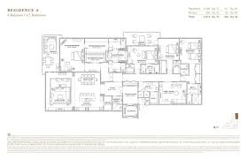 St Regis Residences Floor Plan The Residences At Mandarin Oriental Boca Raton New Condos For