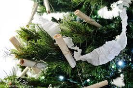 vintage christmas tree garland christmas lights decoration