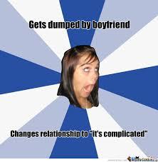Facebook Girl Meme - stupid facebook girl by invincibleshe meme center