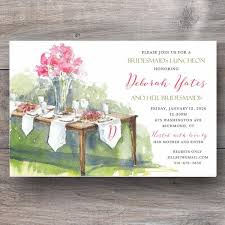 bridesmaid brunch invitations bridesmaid luncheon invitations celebration bliss