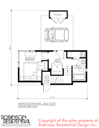 one floor tiny house these are the manitoba 636 floor plan designs another one of the