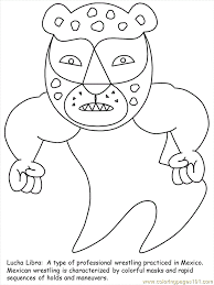 mexico coloring page mexican coloring pages coloring home