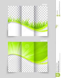 6 panel brochure template fold brochure template