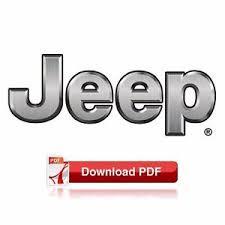 1998 jeep grand manual 1997 1998 jeep grand zj zg factory shop maintenance