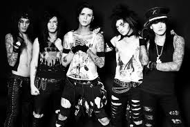 black veil black veil brides next album to be produced by bob rock