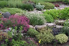 Rock Gardens On Slopes Landscape Planning Rock Garden Tips