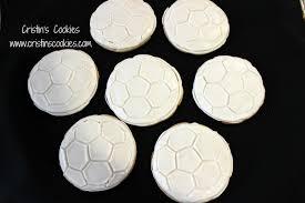 cristin u0027s cookies soccer cookies u0026 tutorial