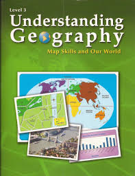 Asia Geography Map Understanding Geography Map Skills And Our World Level 3 K12