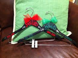 41 best s s cheer squad hangers images on