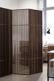slatted room divider 39 best wood room dividers images on pinterest room dividers