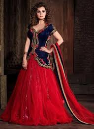 evening gowns georgette fancy evening gowns at rs 1450 evening gowns