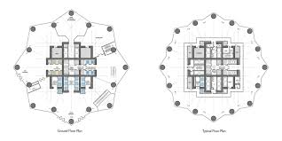 Hearst Tower Floor Plan by Chengdu Greenland Tower 468m 1535ft 101 Fl U C Page 5