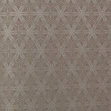 taupe and reflective silver geometric kr415 wallpaper from the