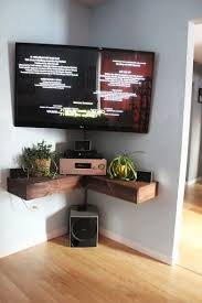 best 25 wall mounted tv unit ideas on pinterest tv mount stand