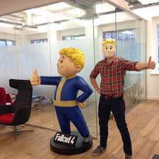 Fallout Halloween Costume Fallout 4 Vault Boy Mask Game