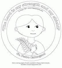 100 ideas saints coloring pages on gerardduchemann com