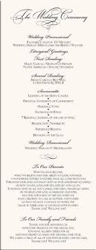 christian wedding program christian wedding programs ceremony ceremony
