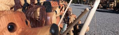 Log Home Decor Catalogs Breck Bears Chainsaw Carvings Custom Furniture And More