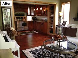 before and after photos kitchen remodel tri son home design