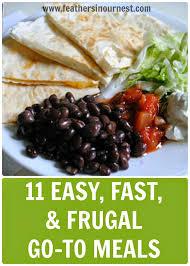 Cheap But Good Dinner Ideas Best 25 Cheap Quick Meals Ideas On Pinterest Easy Cheap Dinner