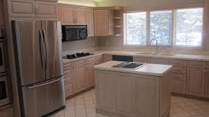 Kitchen Cabinet Edmonton Twrs Kitchen Cabinets Wood Staining Attractive 11 Kitchen With
