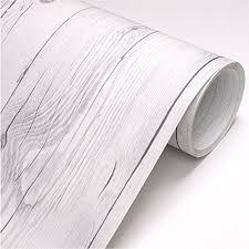 faux wood wallpaper amazon com