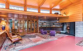 frank lloyd wright designed new canaan house asks 8m