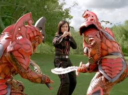 Seeking Season 1 Episode 1 Lizard Power Rangers Operation Overdrive Netflix