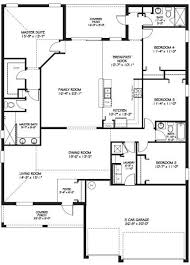 1 story floor plans 142 best floor plans images on house floor plans