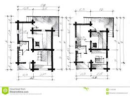 house plan dimensions simple hand sketch of office floor plan features preliminary