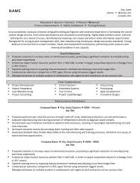 Embedded Engineer Resume Sample by Engineering Resume Example And 4 Great Tips To Writing One Zipjob
