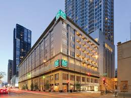 Chicago Hotels Map by Ac Hotel Chicago Downtown Il Booking Com
