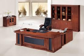 Wooden Office Desk Wood Office Furniture Discoverskylark