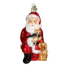 santa s best friend ornament callisters