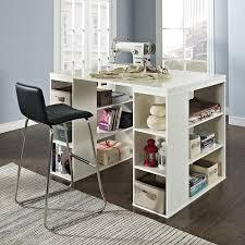 Scrapbooking Tables Desks Best 25 Counter Height Desk Ideas On Pinterest Bar Measurements