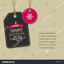christmas sale gift tags labels lettering stock vector 312935195