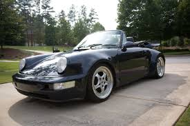 ruf porsche wide body one of a kind widebody 964 cab for sale rennlist porsche