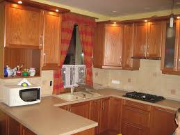 granite countertop 69 dark kitchen cabinets with light granite