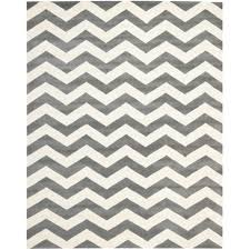 Area Rug Grey by Flooring Charming Chevron Rug With Beautiful Colors For Home