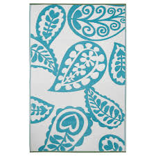 Blue And White Outdoor Rug Teal And Black Area Rug Modern Home