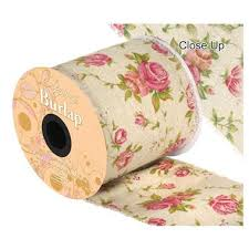 wholesale burlap ribbon vintage burlap ribbon wholesale flowers florist supplies uk