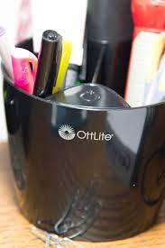 Desk Organizer Lamp 127 Best Blog Reviews Of Ottlite Lamps Images On Pinterest Crane