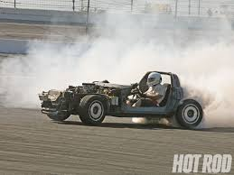 corvette test corvette hack track test rod