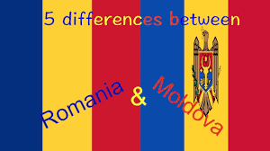 Moldova Flag Romania Vs Moldova Youtube