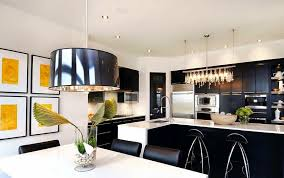 yellow and white kitchen ideas black and white kitchen ideas