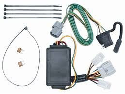 amazon com vehicle to trailer wiring harness connector for 07 11