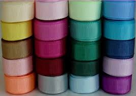 special sale 100 yards 3 8 grosgrain ribbons 20 colors x 5 yds