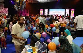 lexus dubai festival h e laila mohammed suhail ceo of dubai festivals and retail